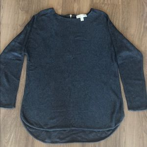 Michael Kors charcoal grey sweater